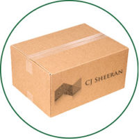 CJ Sheeran - Corrugated Packaging
