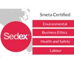 SMETA Certified