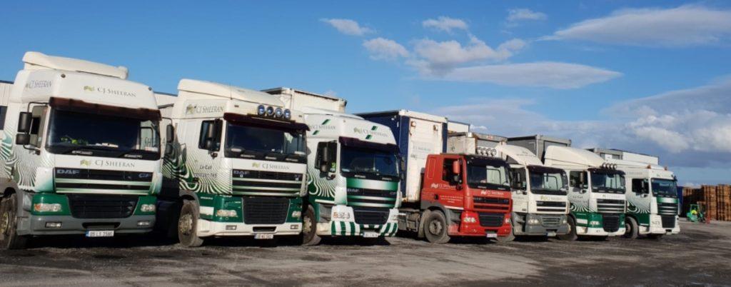 CJS Lorries