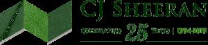 CJS Logo 25th Anniversary