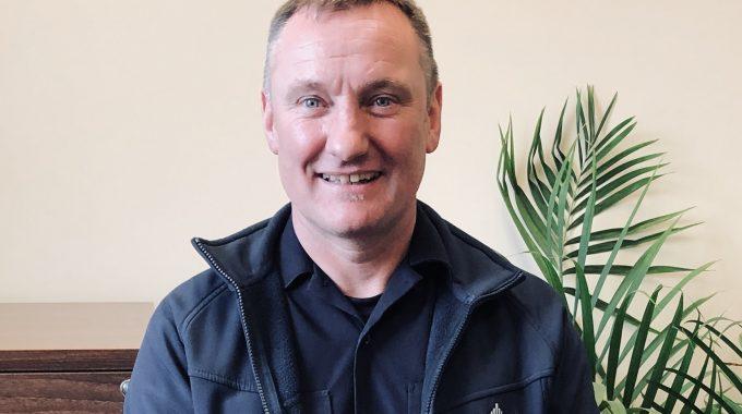 #MeetTheTeam: Declan Gee, Facilities Manager